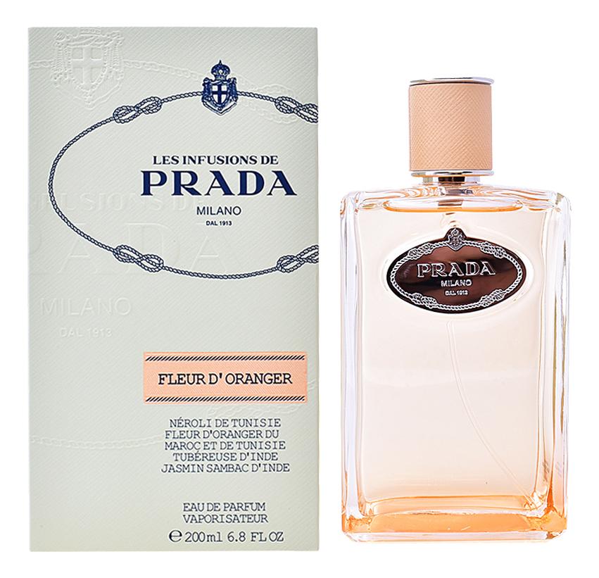 Фото - Infusion de Fleur D'Oranger: парфюмерная вода 200мл prada infusion d oeillet парфюмерная вода 100мл