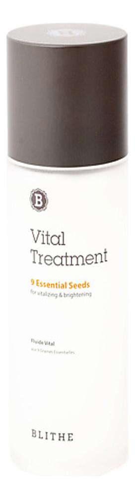 Эссенция для лица обновляющая 9 ценных семян Vital Treatment 9 Essential Seeds 150мл: Эссенция 150мл восстанавливающая эссенция для лица time revolution the first treatment essence rx 150мл эссенция 150мл