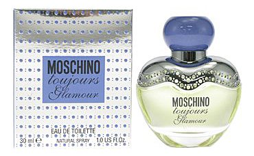 Moschino Toujours Glamour: туалетная вода 30мл