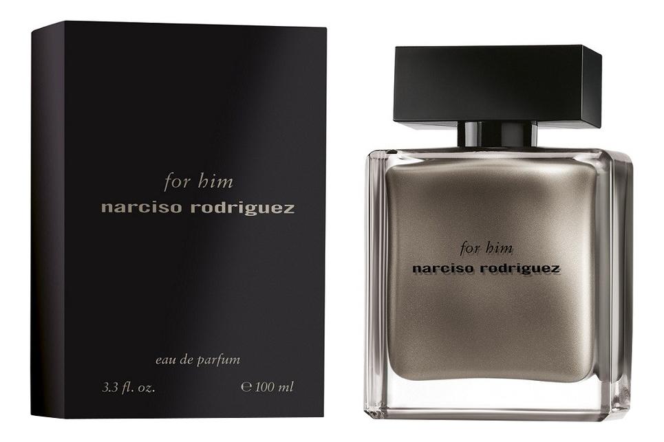 Narciso Rodriguez For Him Eau de Parfum Intense: парфюмерная вода 100мл цена 2017