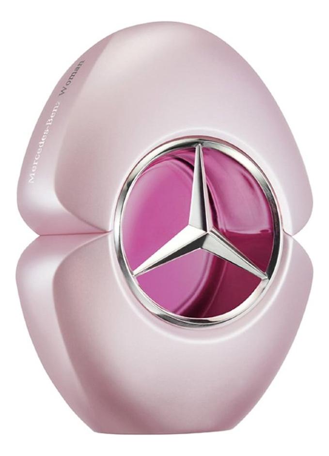 Mercedes-Benz For Woman: парфюмерная вода 90мл тестер