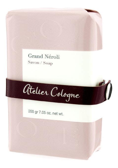 Atelier Cologne Grand Neroli: мыло 200г мыло atelier cologne atelier cologne at013lugn840