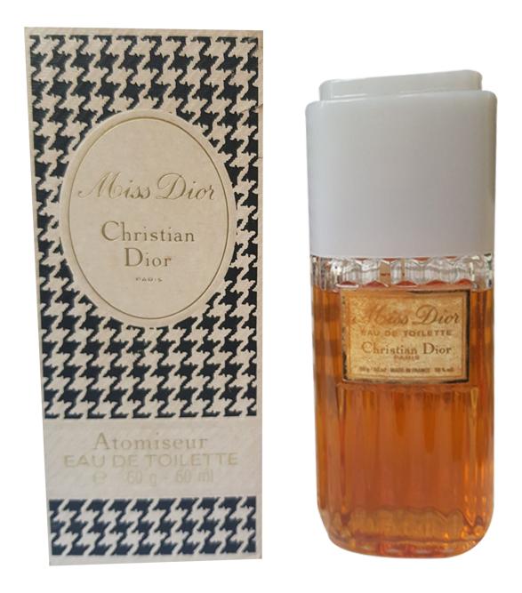 Miss Dior Винтаж: туалетная вода 50мл
