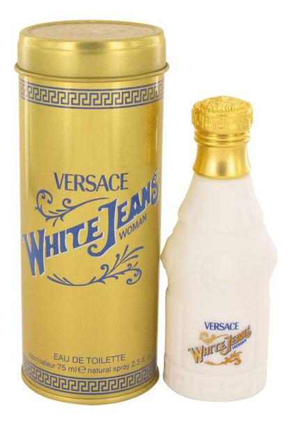 Versace White Jeans: туалетная вода 75мл недорого