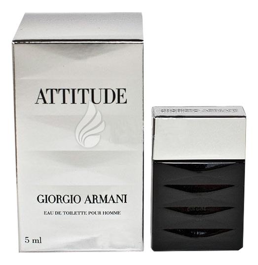 Attitude Pour Homme: туалетная вода 5мл недорого