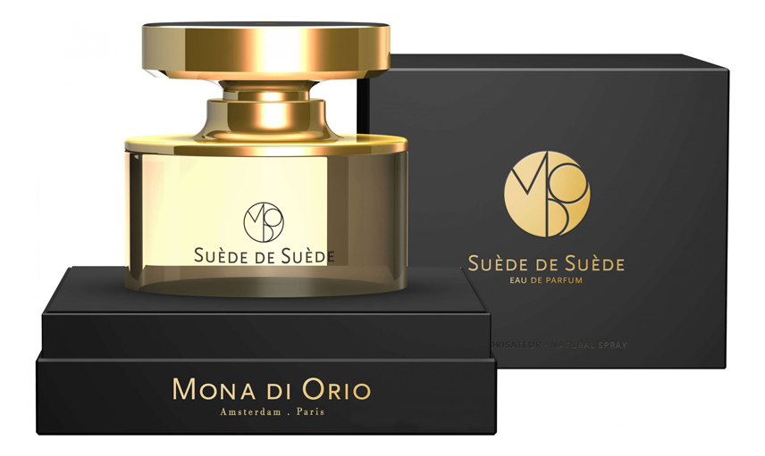 Mona di Orio Suede De : парфюмерная вода 75мл