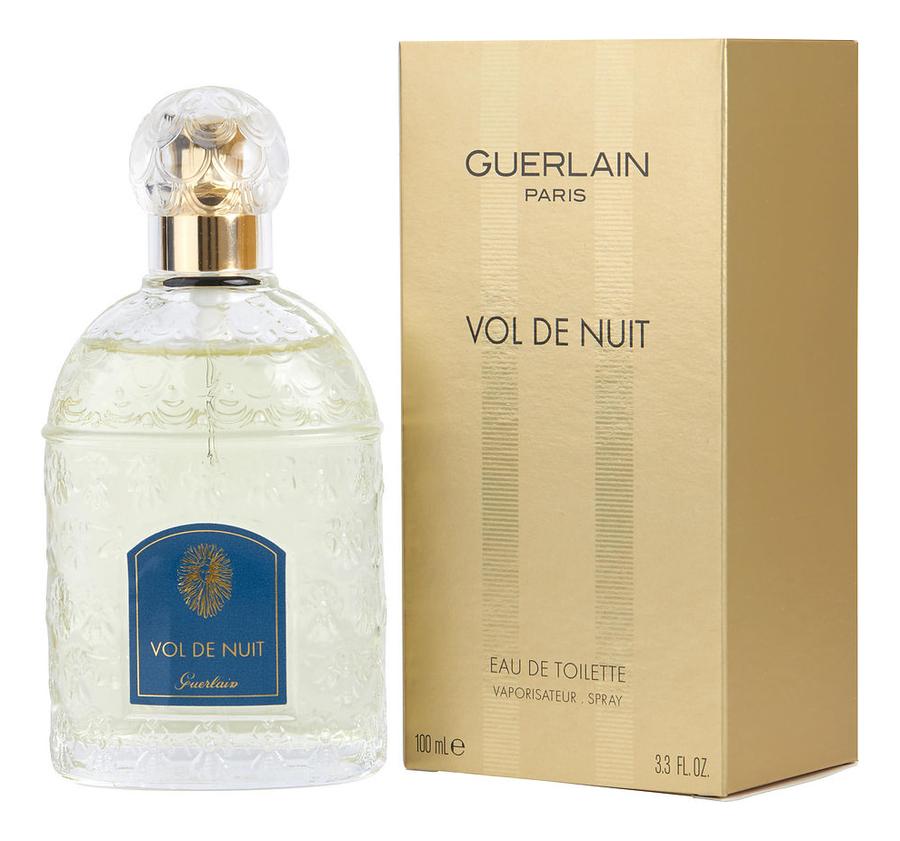 Guerlain Vol de Nuit: туалетная вода 100мл