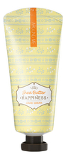 Welcos Крем для рук Around Me Happniness Hand Cream Shea Butter 60г