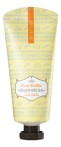 Крем для рук Around Me Happniness Hand Cream Shea Butter 60г
