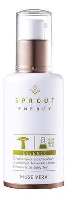 Купить Эссенция для лица с экстрактом ростков баобаба Muse Vera Sprout Energy Essence 50мл, Deoproce