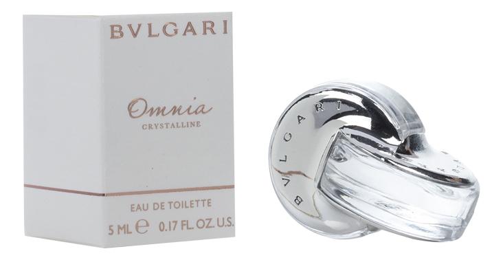 Omnia Crystalline: туалетная вода 5мл недорого