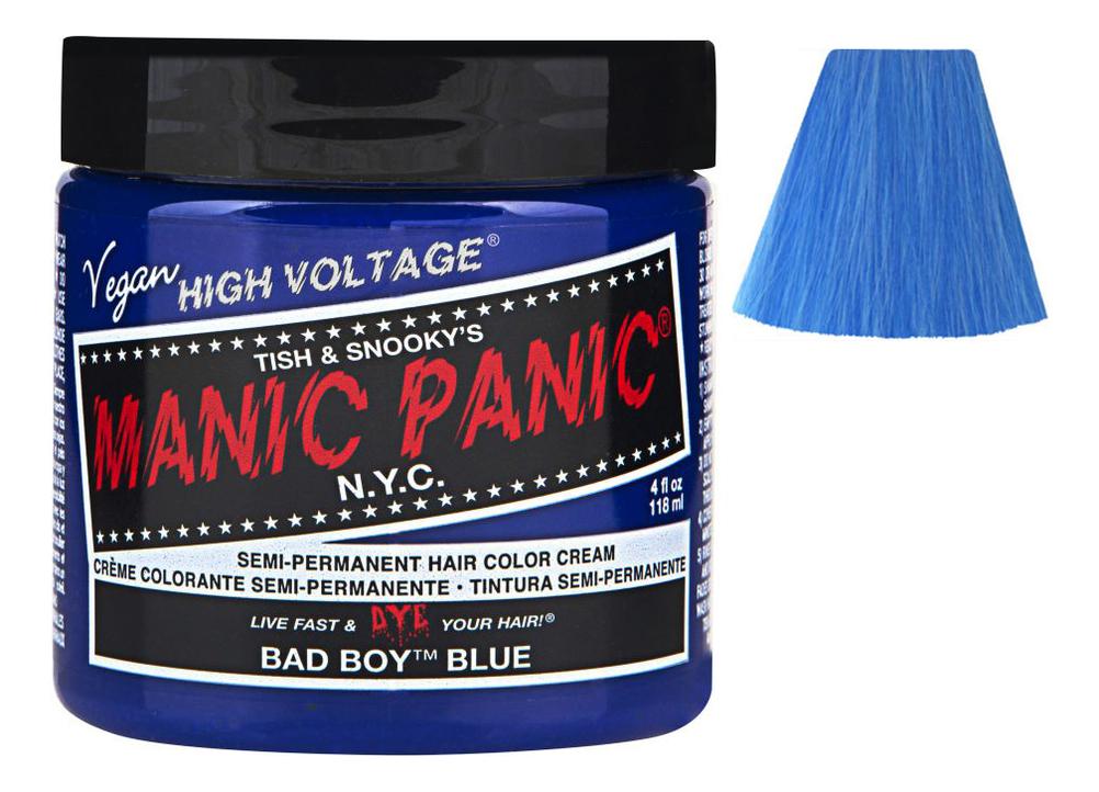Купить Краска для волос High Voltage 118мл: Bad Boy Blue, Manic Panic