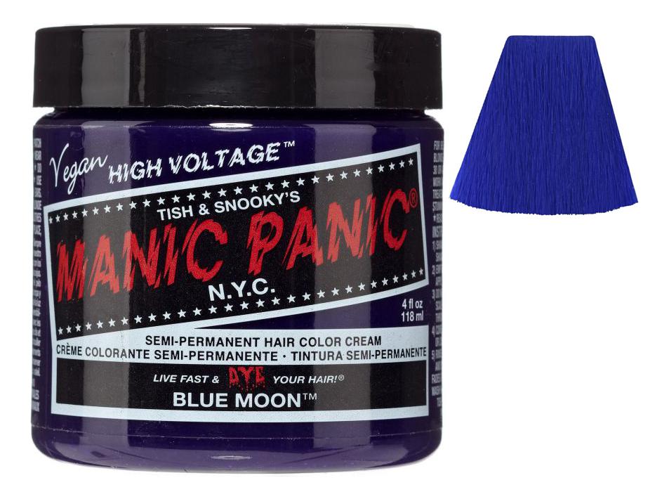 Купить Краска для волос High Voltage 118мл: Blue Moon, Manic Panic