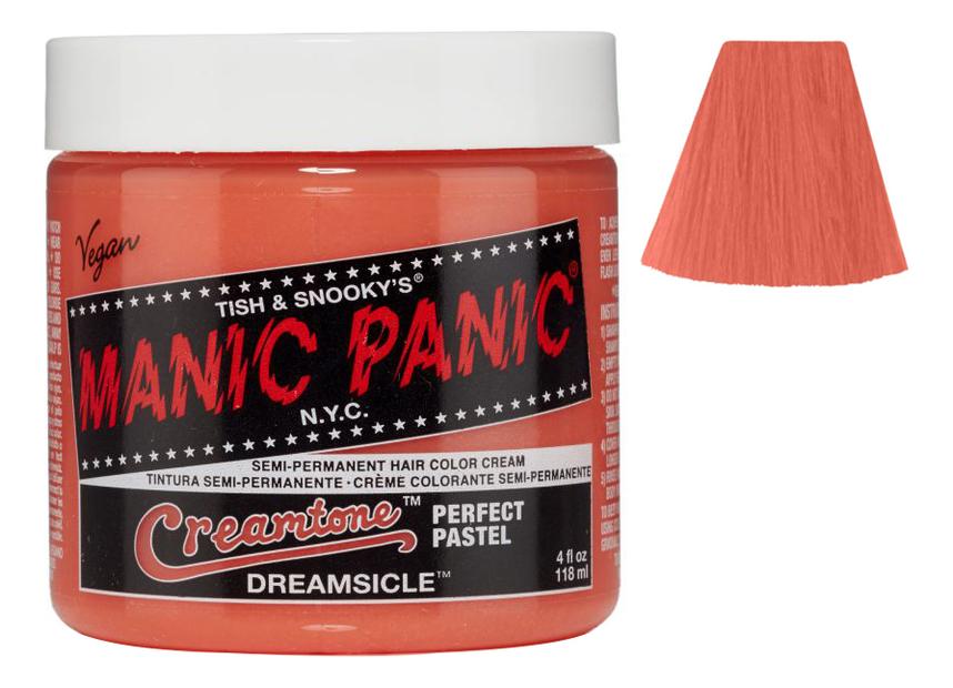 Купить Краска для волос Creamtone Perfect Pastel 118мл: Dreamsicle, Manic Panic