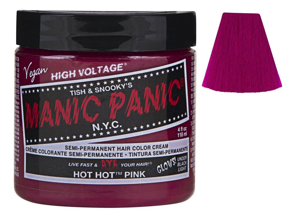 Краска для волос High Voltage 118мл: Hot Pink