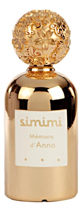 Simimi Memoire d'Anna: духи 100мл тестер