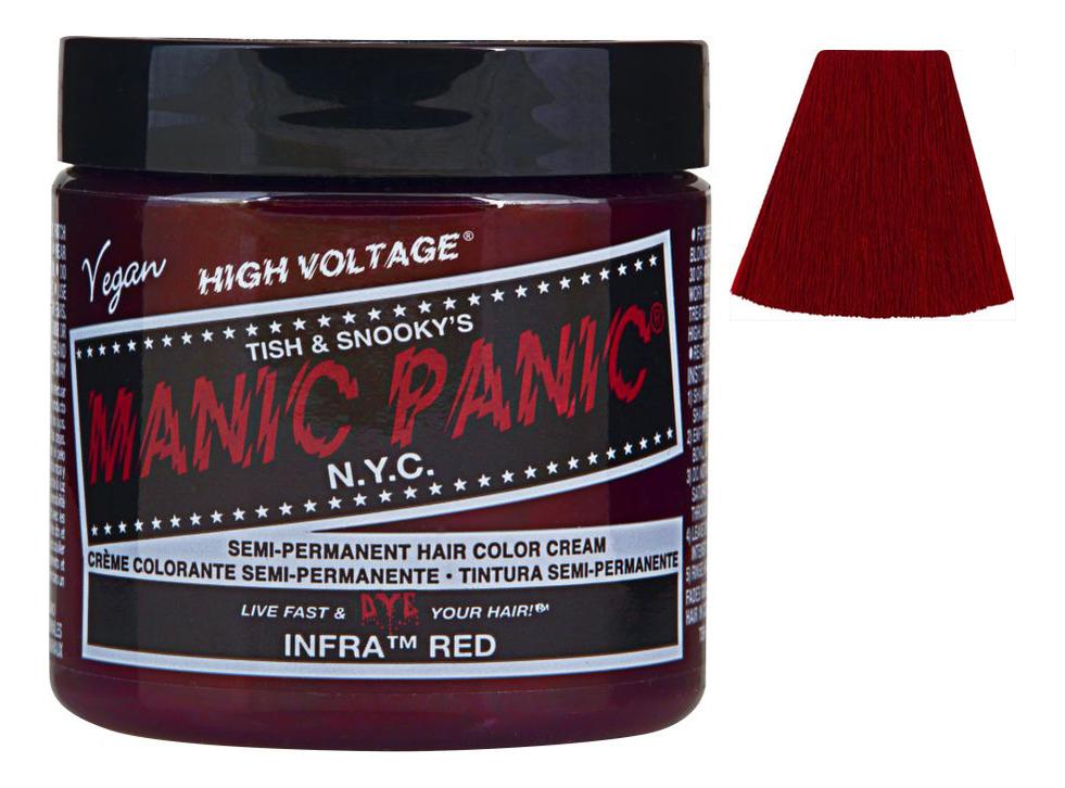 Купить Краска для волос High Voltage 118мл: Infra Red, Manic Panic