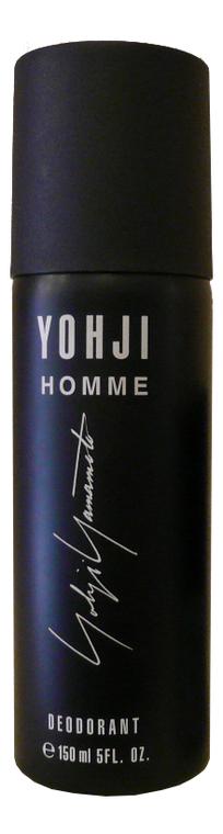 цена на Yohji pour Homme 2013: дезодорант 150мл