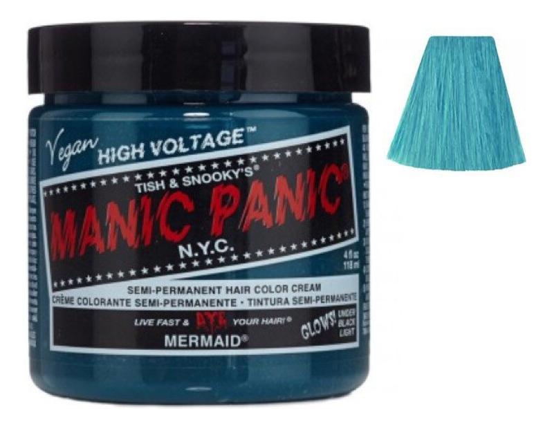 Краска для волос High Voltage 118мл: Mermaid