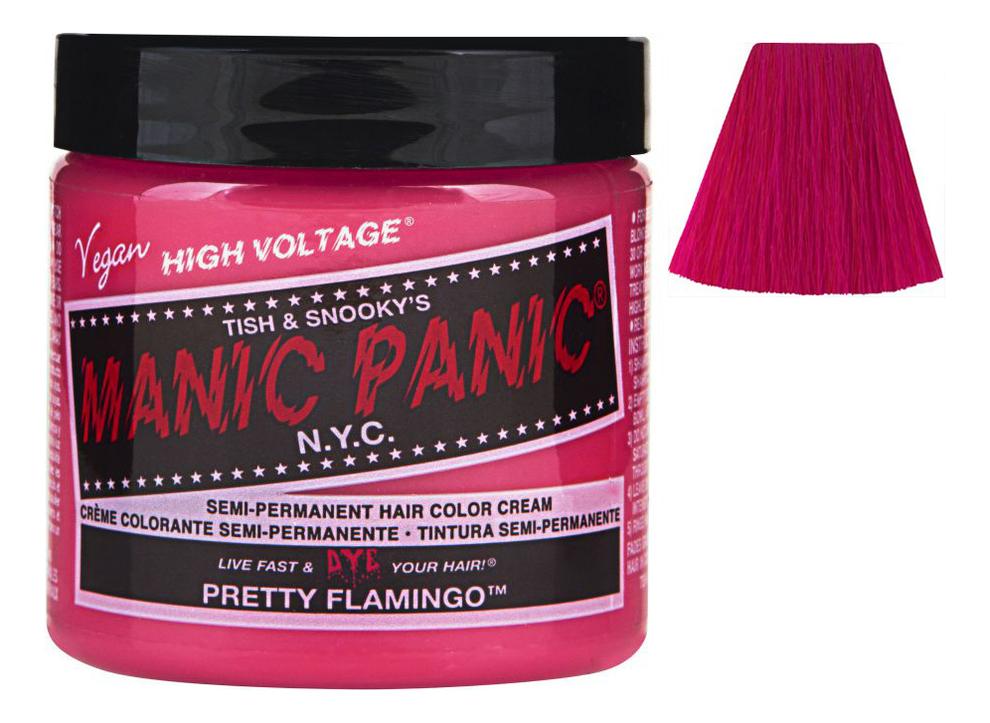 Купить Краска для волос High Voltage 118мл: Pretty Flamingo, Manic Panic