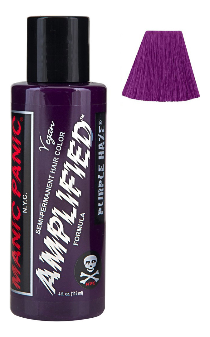 Купить Краска для волос High Voltage 118мл: Purple Haze, Manic Panic