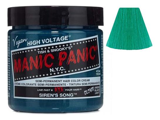 Купить Краска для волос High Voltage 118мл: Siren's Song, Manic Panic