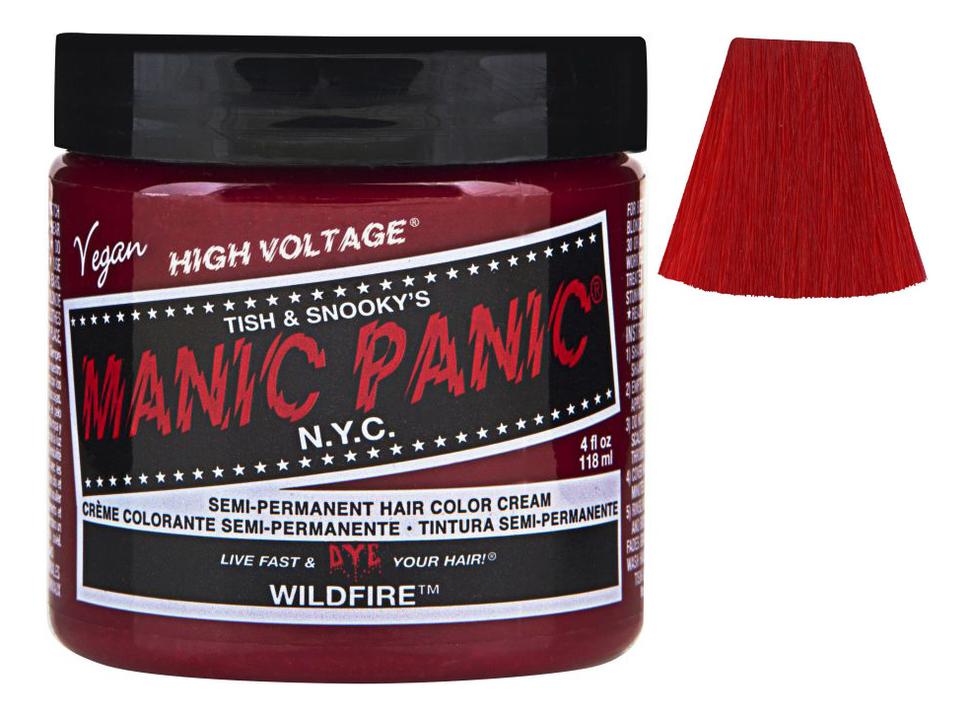 Купить Краска для волос High Voltage 118мл: Wildfire, Manic Panic