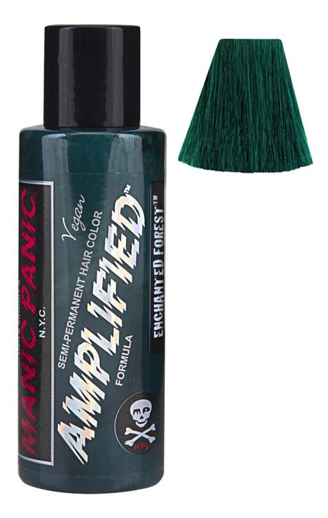 Усиленная краска для волос Amplified Squeeze Bottle 118мл: Enchanted Forest