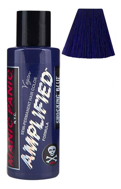 Усиленная краска для волос Amplified Squeeze Bottle 118мл: Shocking Blue фото