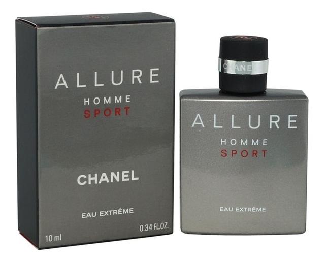 Allure Homme Sport Eau Extreme: туалетная вода 10мл недорого