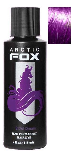 Краска для волос Semi Permanent Hair Dye 118мл: Violet Dream