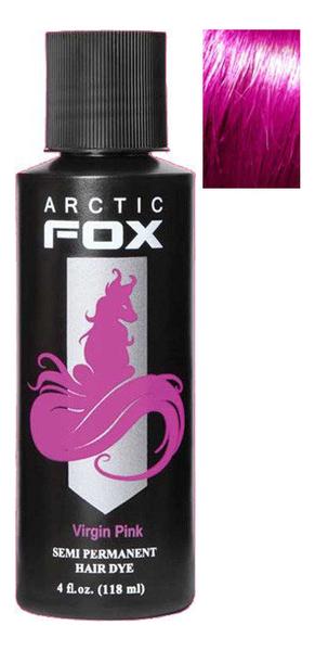 Краска для волос Semi Permanent Hair Dye 118мл: Virgin Pink