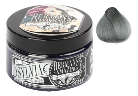 Краска для волос Direct Hair Color 115мл: Sylvia Silver