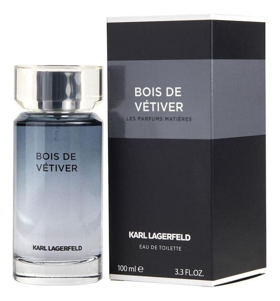 Karl Lagerfeld Bois De Vetiver : туалетная вода 100мл цена 2017