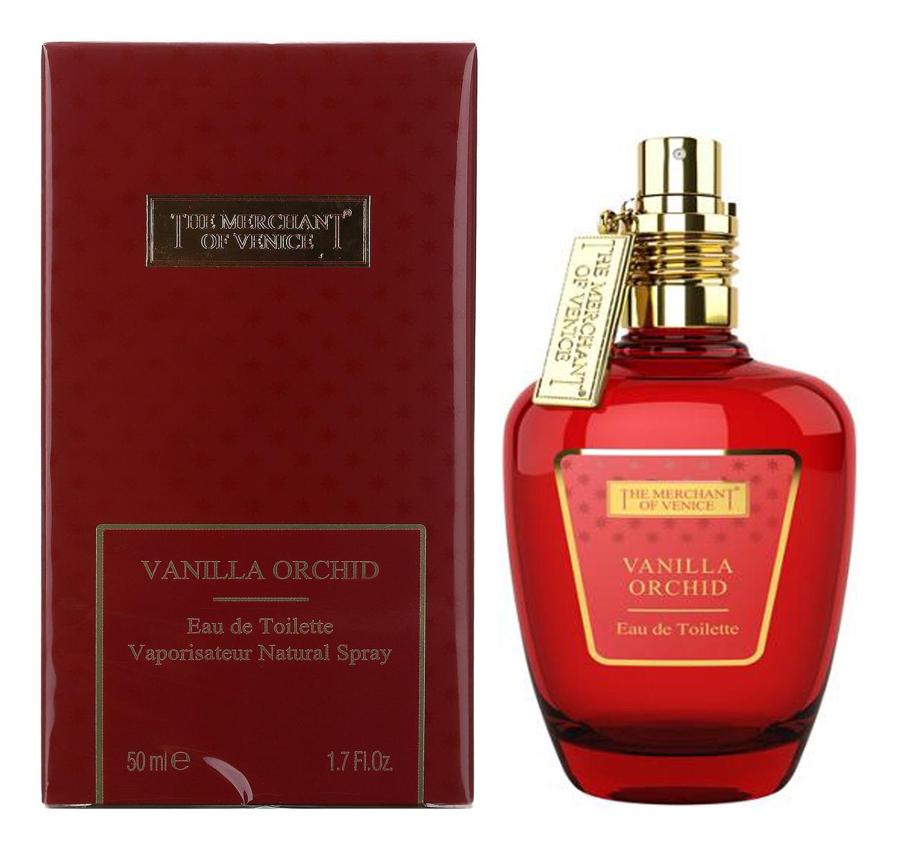 Купить Vanilla Orchid: туалетная вода 50мл, The Merchant Of Venice