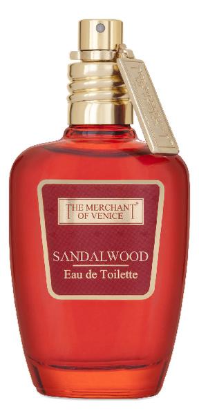 Купить Sandalwood: парфюмерная вода 50мл, The Merchant Of Venice