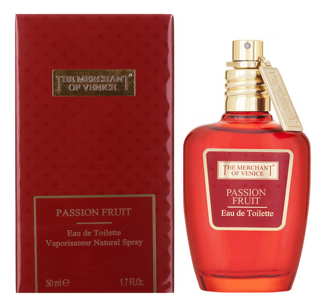 The Merchant Of Venice Passion Fruit: туалетная вода 50мл