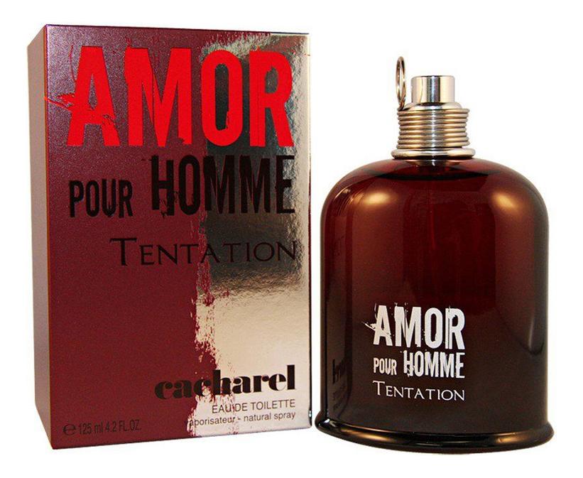 Amor Pour Homme Tentation: туалетная вода 125мл homme парфюмерная вода 125мл