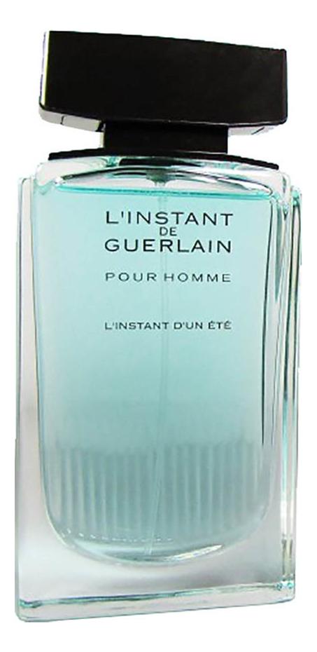 Купить Guerlain L'Instant d'un Ete pour Homme: туалетная вода 125мл тестер