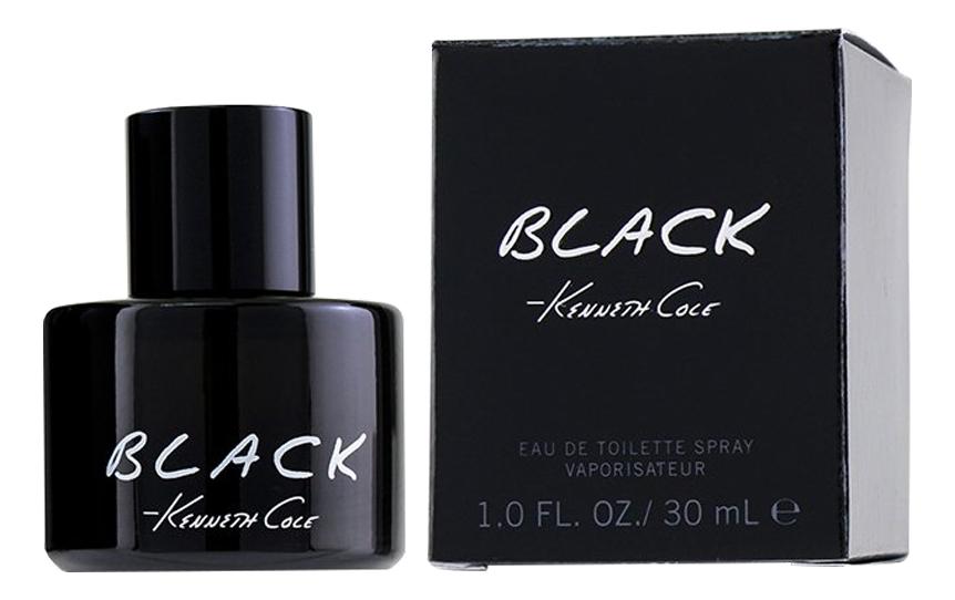 Black For Men: туалетная вода 30мл