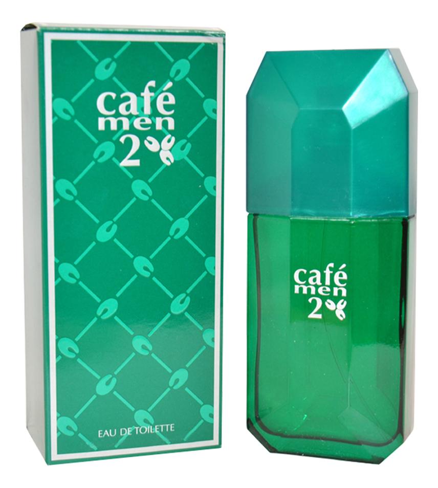Cafe-Cafe Cafe Men 2: туалетная вода 50мл