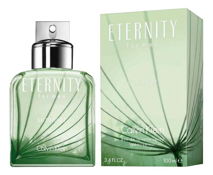 Eternity Summer 2011 For Men: туалетная вода 100мл