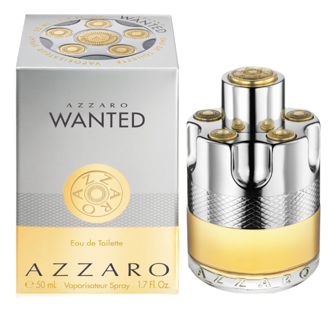 Azzaro Wanted: туалетная вода 50мл loris azzaro azzaro couture
