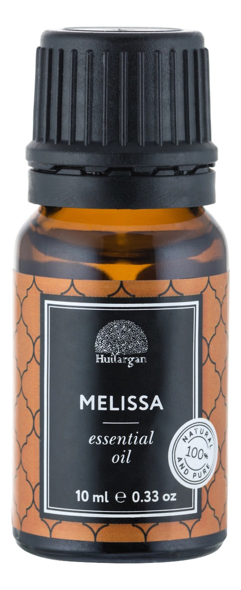 Эфирное масло Мелисса Melissa Essential Oil 10мл эфирное масло кайепут cajeput essential oil 10мл