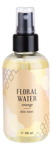 Цветочная вода Тонус кожи Floral Water Orange Skin Toner 150мл (апельсин)