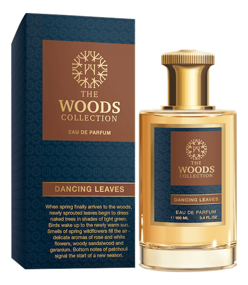 The Woods Collection Dancing Leaves: парфюмерная вода 100мл
