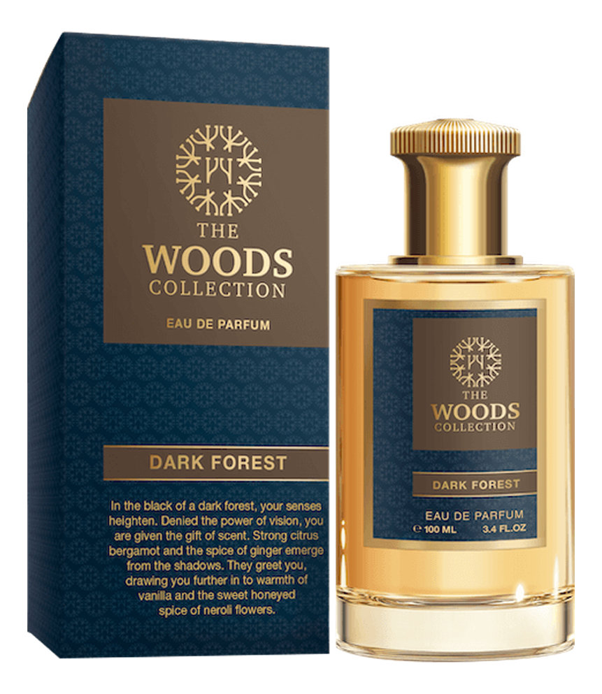 The Woods Collection Dark Forest: парфюмерная вода 100мл