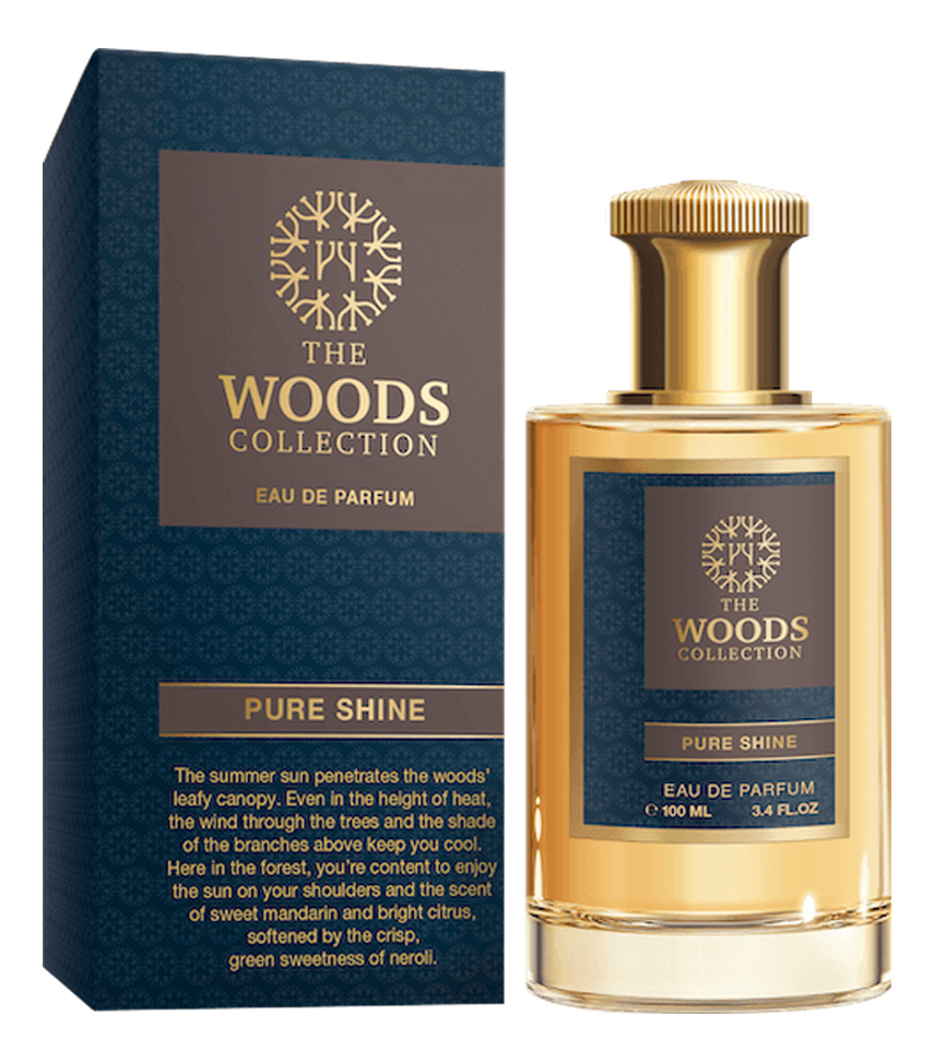 The Woods Collection Pure Shine: парфюмерная вода 100мл цена 2017
