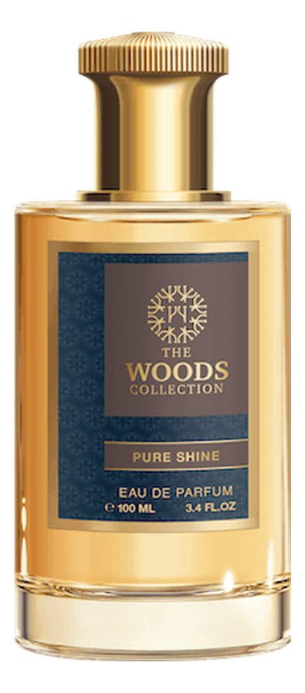 The Woods Collection Pure Shine: парфюмерная вода 100мл тестер