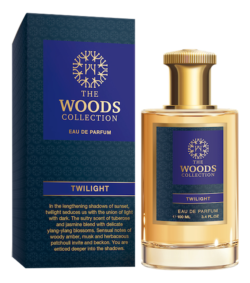 The Woods Collection Twilight: парфюмерная вода 100мл